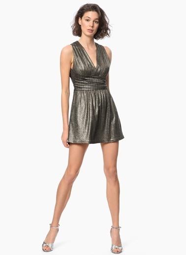 NetWork Elbise Altın